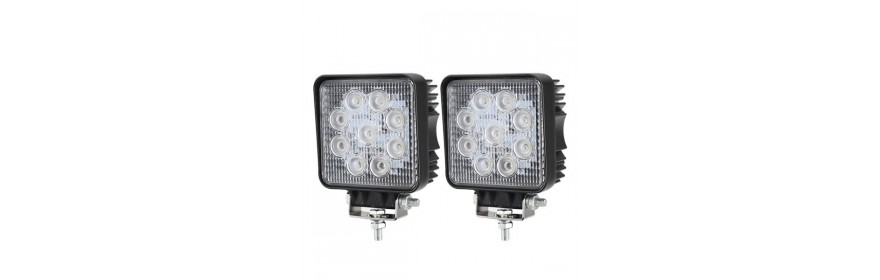 Фара LED RS-27W flood 9LED
